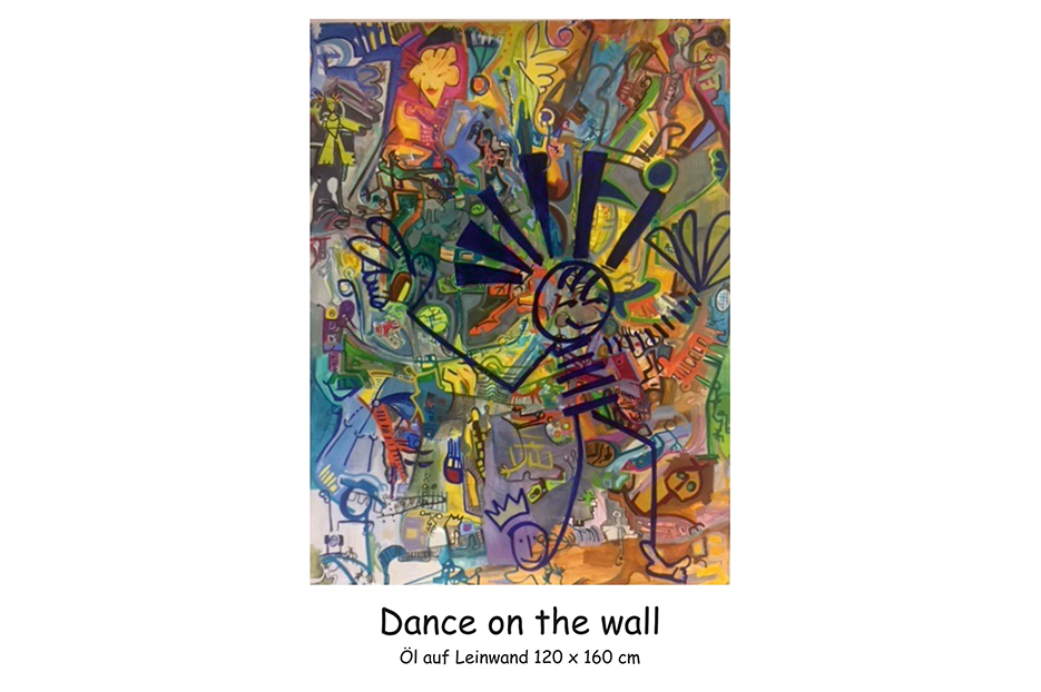Dance-on-the-wall